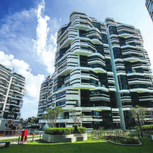 Ara Green, completed in 2014, by developer HSB Development Sdn Bhd.