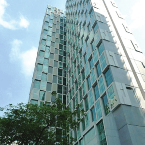 Soho KL, completed in 2013, by developer Monoland Corporation.