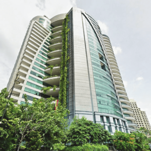 Office Block 1, completed in 2010, by developer Bandar Utama City Sdn Bhd.